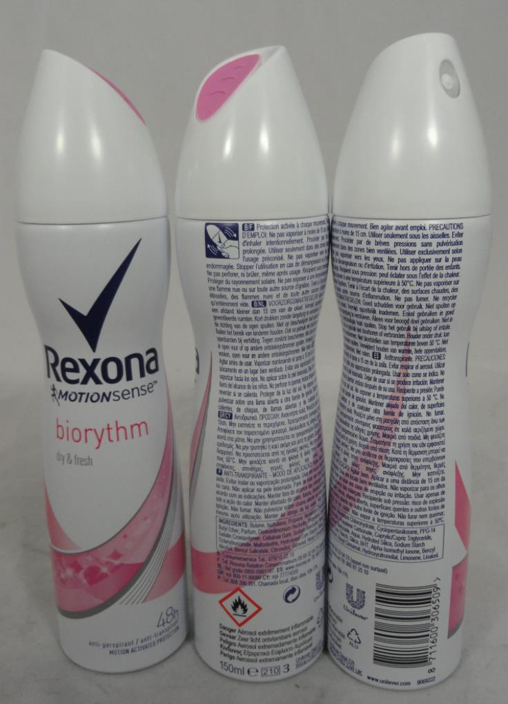 Rexona Motionsense Biorythm