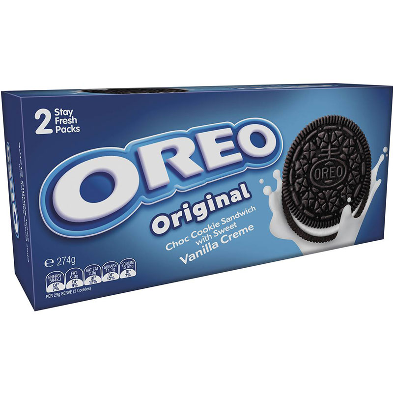 Cadbury Cadbury Oreo Creme Biscuit