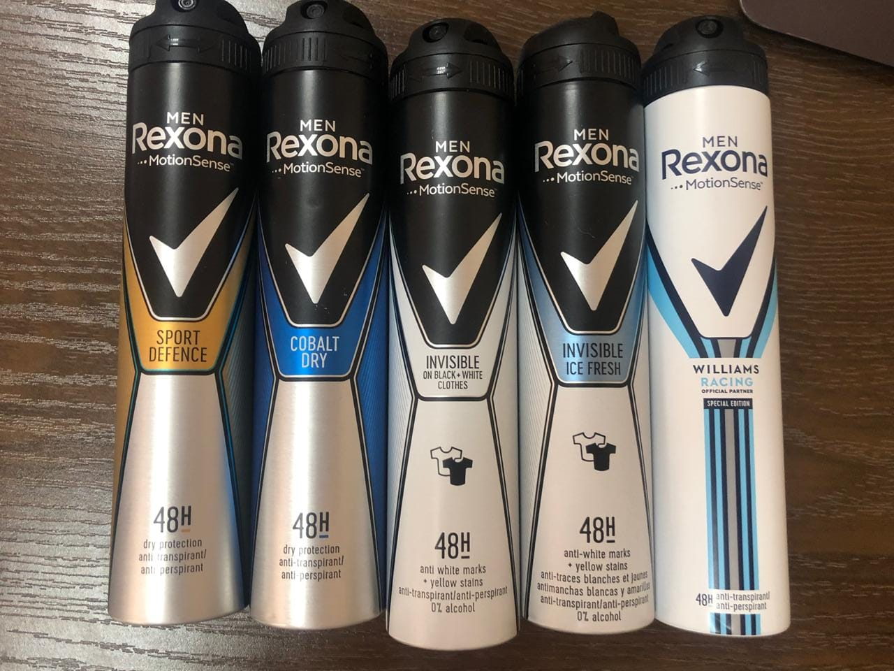 Rexona Motionsense Men