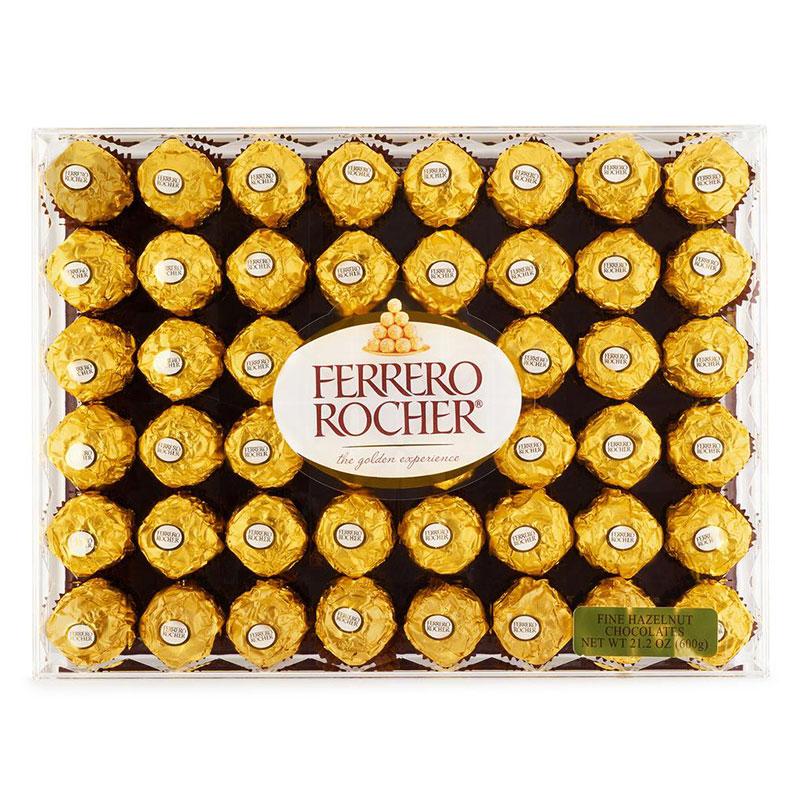 Ferrero RocherChocolates 48 Coun