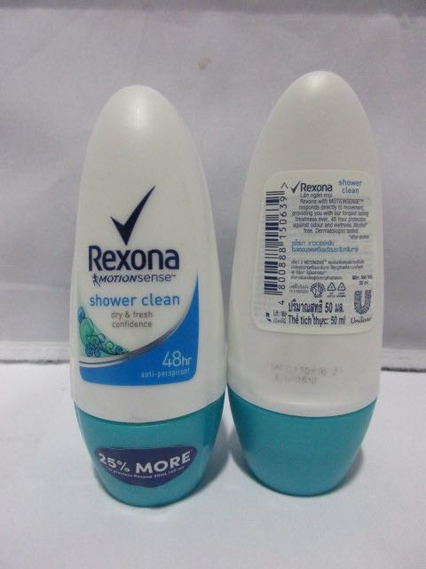 Rexona Motionsense Shower Clean