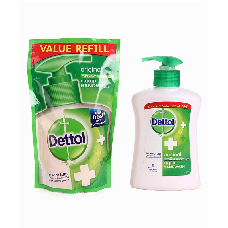 Dettol Hygiene Hand Wash 150ml