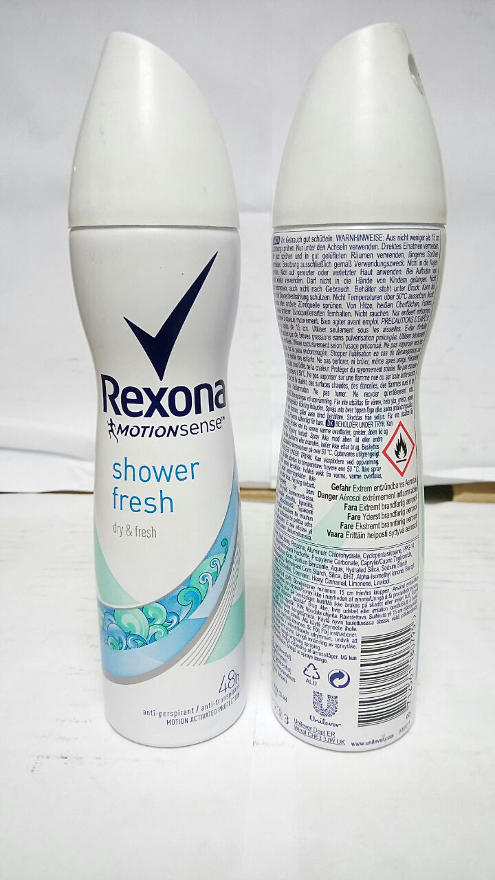 Rexona Cotton Dry Spray Deodorant