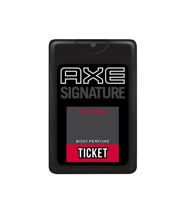 Axe Ticket