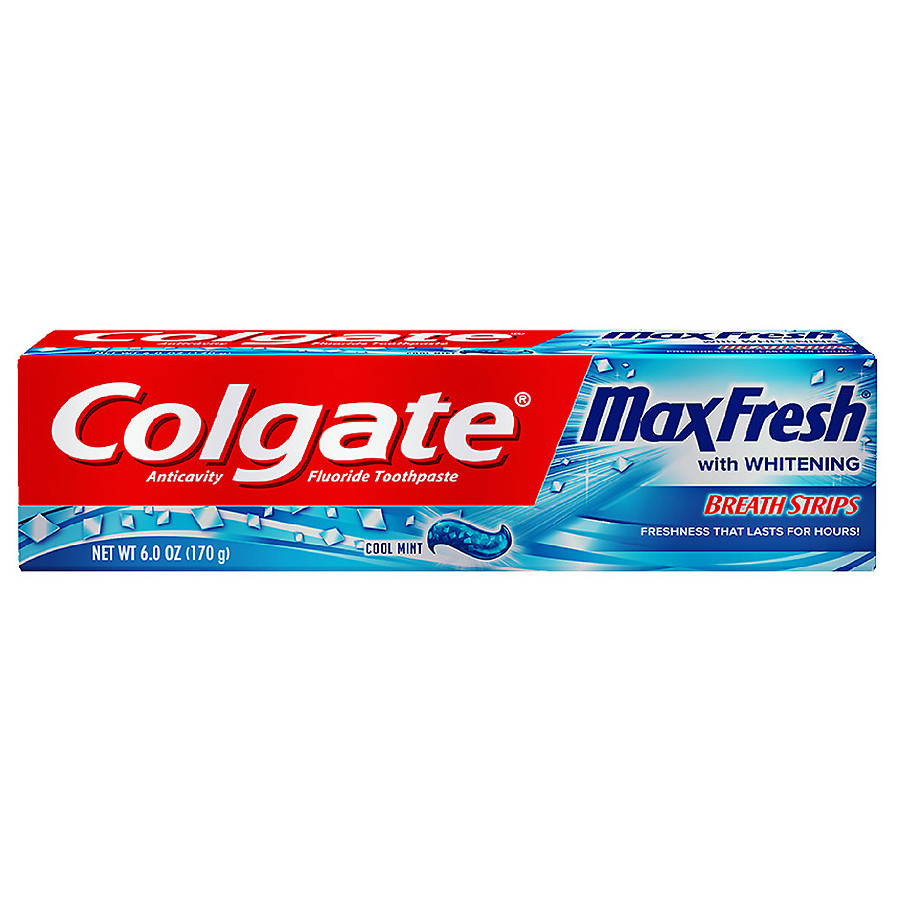 Colgate Max Fresh